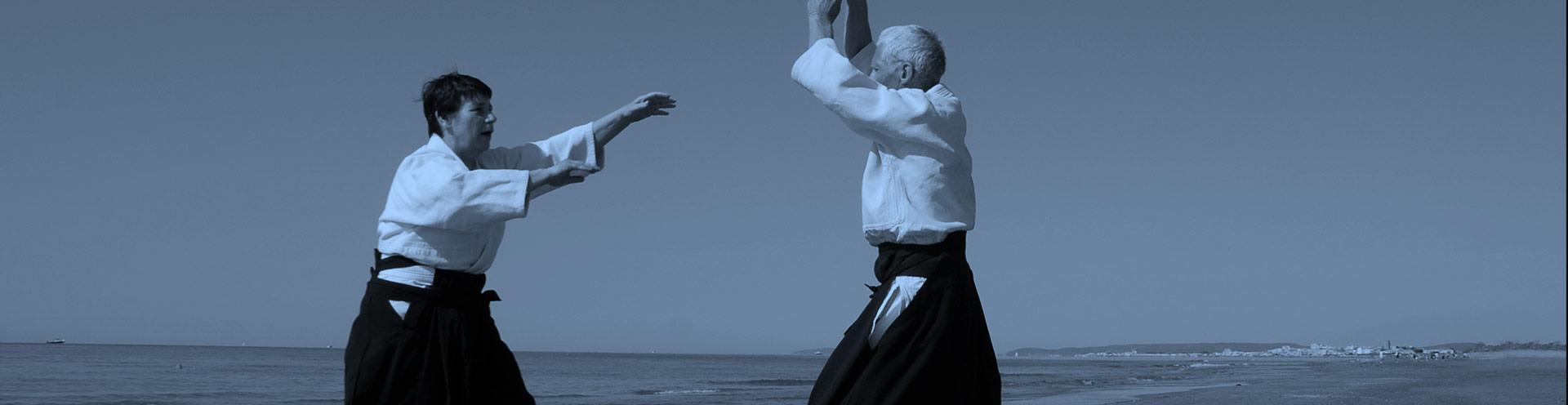 Aïkido Haut-Rhin - La pratique de l'Aïkido
